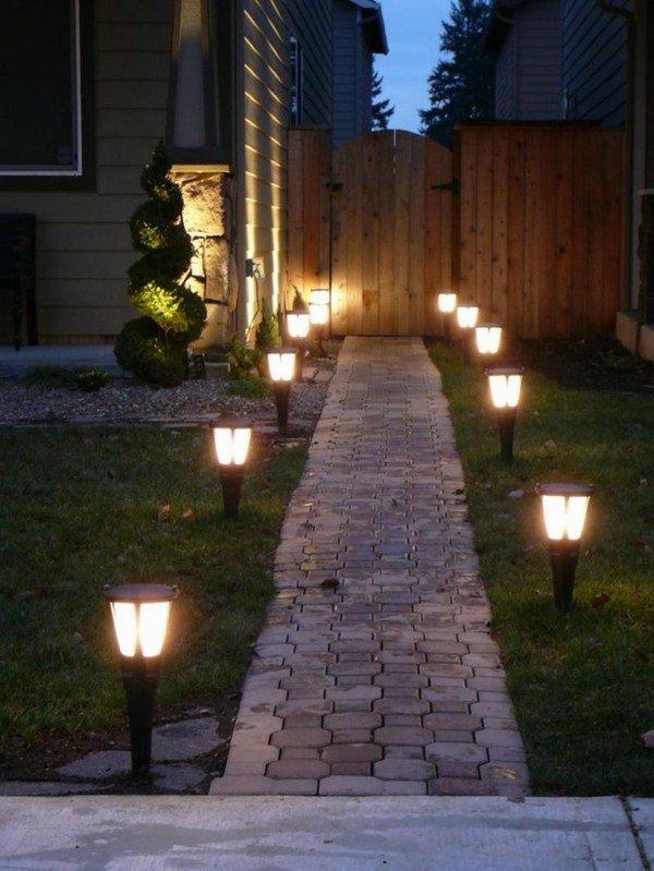 Razsvetljava vrta